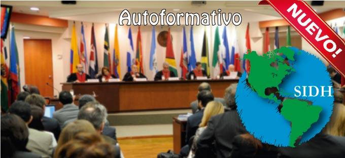 El Sistema Interamericano de Protección de los Derechos Humanos.